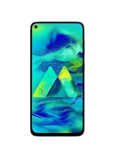 Samsung Samsung M40 128GB Cep Telefonu Mavi